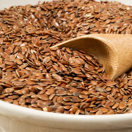 BULK ORGANIC ROASTED FLAXSEED