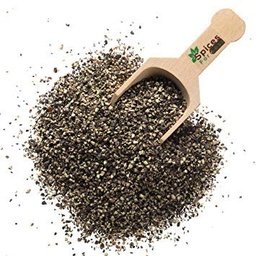 BULK ORGANIC BLACK PAPER POWDER
